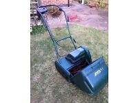 Atco Qualcast lawn mower in working order very long lead