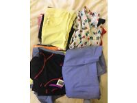 A Bag of Girls Clothes, 9-10 Year, 15 Items