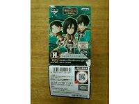 Shingeki no Kyojin Attack on Titan anime manga blind box titans
