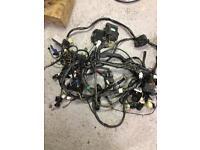 Yamaha raptor 700 full wiring loom
