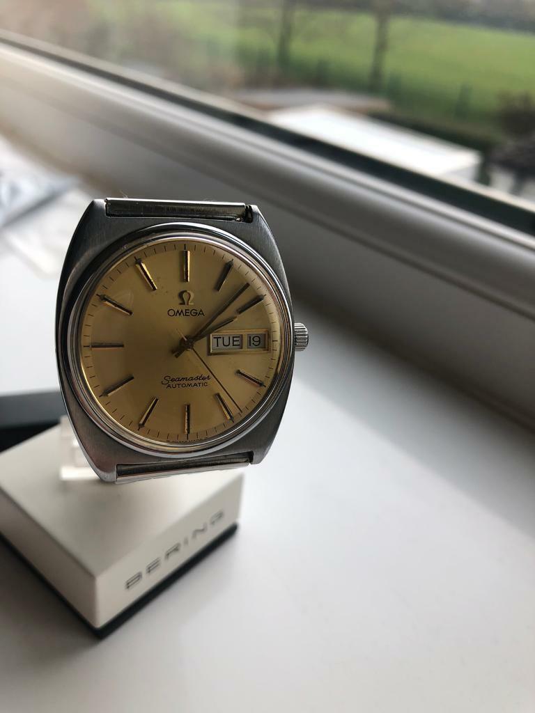 vintage omega watches leeds