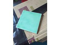 200 green tiles