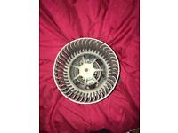 Ford Focus heater fan