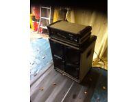 Carlsbro Retro 150 watt Amp and Speaker