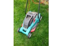 Bosch Electric Corded Lawnmower