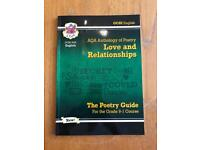 Love and Relationships Poetry Anthology AQA 9-1 GCSE Revision Guide