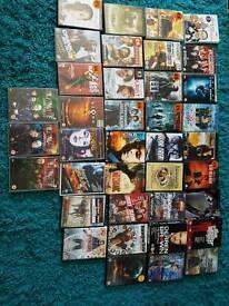 38 Dvds