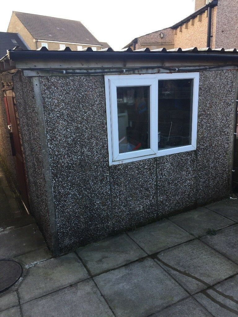 Concrete Garage For Sale | in Halifax, West Yorkshire | Gumtree