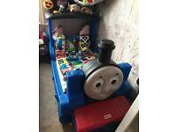 Thomas kid bed