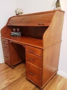 Desk, roll top, restored roll top desk Bedfordale Armadale Area Preview