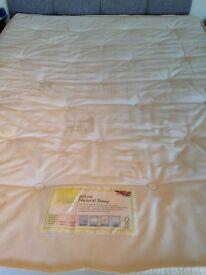 Kingsize orthopaedic mattress
