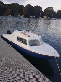 MircoPlus Fishing Boat With 20HP Outboard