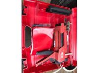 Hilti gun concreate hdm330