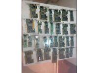 Job Lot - Old Modem, ASDL & LAN cards