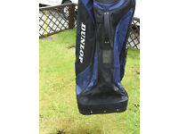 """DUNLOP"" GOLF FLIGHT BAG"