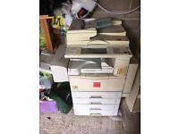 Nashuatec 2205 photocopier