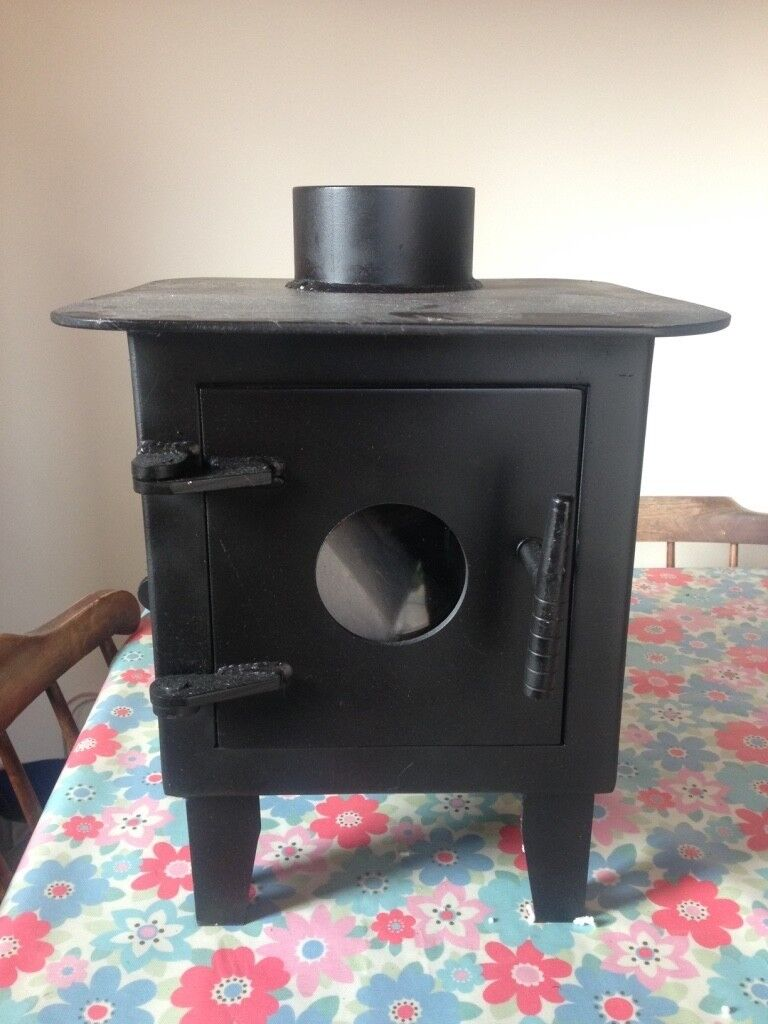 NEW Small Log Burner