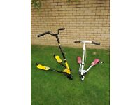 Flicker Scooters ( Large and Small )