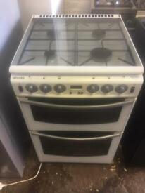 Gas cooker newhome 60 cm