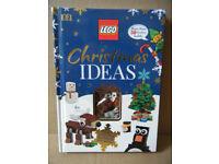 Lego (CHRISTMAS IDEAS) With exclusive Reindeer mini model. 50 festive build ideas. Unused.