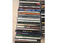 Pop and Rock cd bundle-45 cds in total