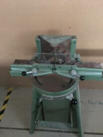 Morso guillotine Mitre for frame cutting and making inc spare set of blades