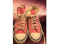 Converse and Nike Air both size 7