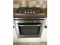 4 burner countertop gas hob
