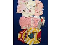 BRAND NEW Baby Clothes bundle 3-6months
