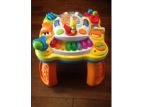 baby/toddler musical lights and sounds toy