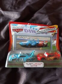 Disney Cars Diecast Cars New and Sealed
