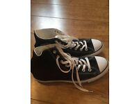 Converse All Stars Black Size 9