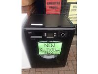 BEKO 7KG WASHING MACHINE BLACK NEW GRADED