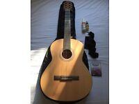 Jose Ribera HG 80 Classical Guitar