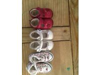 Baby girls Clothes/ shoes bundle