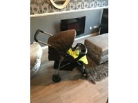 Graco stroller/pushchair