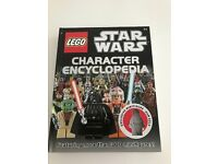 Star Wars character encyclopaedia book