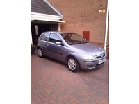 VAUXHALL CORSA 1200 SXI SILVER/GREY Z163 EXCELLENT
