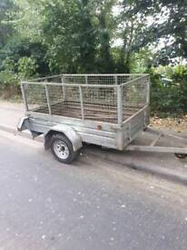 Cage trailer in good condition