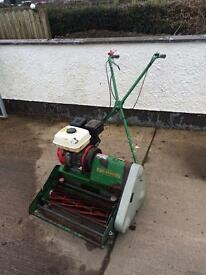 Dennis cylinder mower