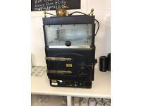 Victorian jacket potato machine very good condition can see it working