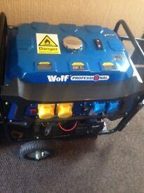 8.5 KVA petrol generator