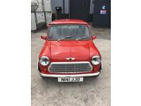 Classic mini Mayfair 1275 spi