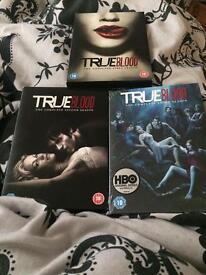 True blood season 1-3