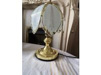 A TOUCH BRASS LAMP