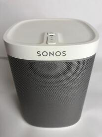 Sonos Play:1 - as new - white