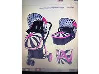 Cosatto Giggle 2 Travel System golightly 2