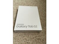 Brand new unopened galaxy tab GOLD