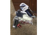 BUNDLE OF CRICKET EQUIPMENT FOR YOUTH