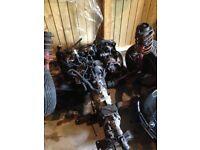Subaru Impreza wrx engine spares or repairs
